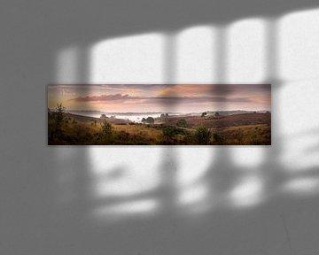 Panorama Posbank van Alexander Cox