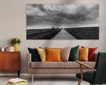 Hollandse horizon van Pascal Raymond Dorland