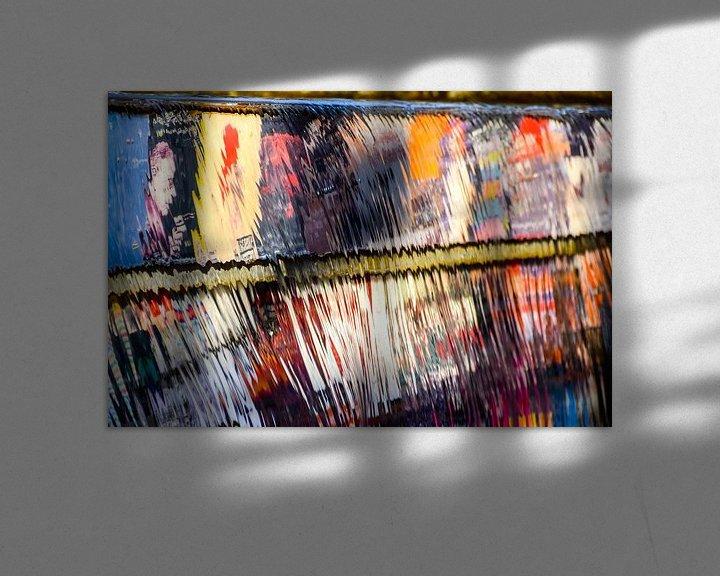 Beispiel: Melting Colors II von Pascal Raymond Dorland