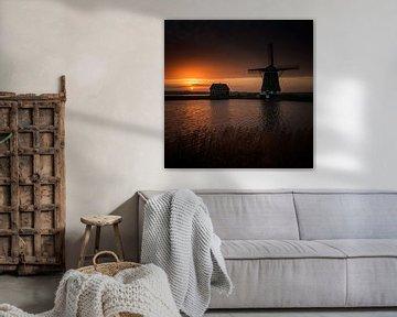 Windmolen Texel von Ruud Peters