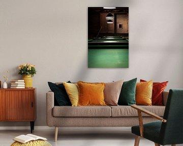 Biljarttafels in het spotlicht van Suzanne Schoepe