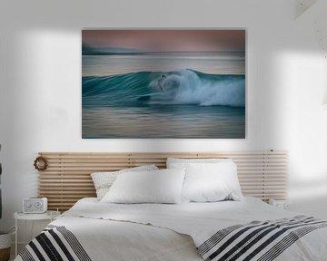 Surfing Rincon Kalifornien sur Bas Koster