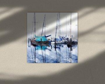 Reflections  van Sandra Akkerman