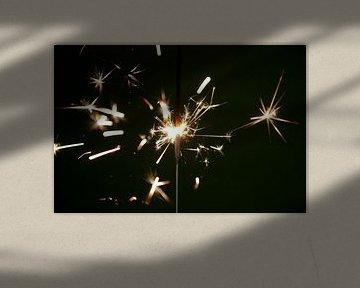 Tischfeuerwerk Sterne und Sparkles von Suzanne Schoepe