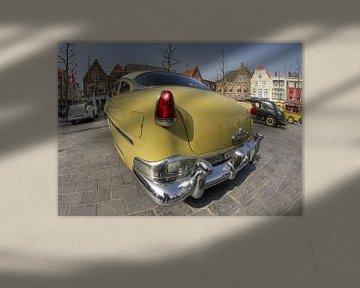 Hudson Hornet van Jos Hug