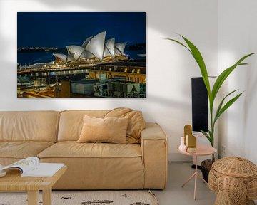 Operahouse Sydney van Rien van Bodegom