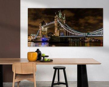 Tower Bridge Londen van Henk Smit