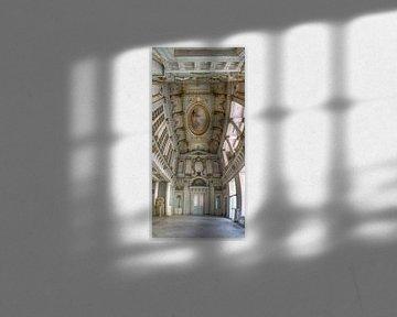 HDR Panorama verlaten Badhuis von Beyond Time Photography