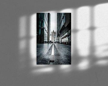 Tower Bridge, London van H Verdurmen