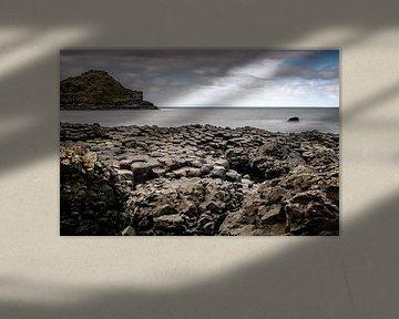 Giant's Causeway (long exposure) van H Verdurmen
