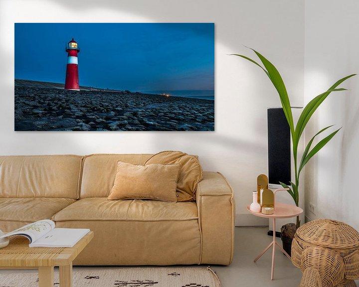 Beispiel: Short Lighthouse (Noorderhoofd) Westkapelle (Netherlands) von Henk Verheyen