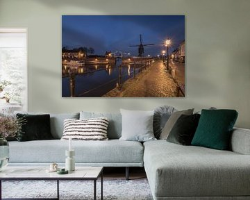 Stadshaven Heusden van Jan Koppelaar