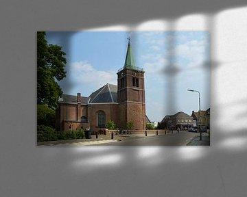Sliedrecht-Grote Kerk von Leo Huijzer