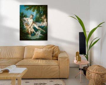 Bad der Venus - François Boucher