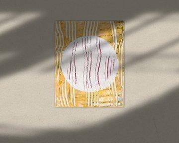 Sonne und Mond von ART Eva Maria