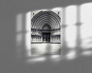 Een kerkpoort in Spanje von Petra Brouwer