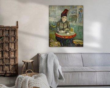 Agostina Segatori im Café du Tambourin - Vincent van Gogh