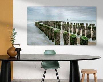 Hypnotic Seascape van Philippe Velghe