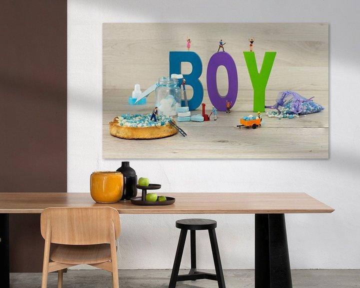 Impression: its a boy sur ChrisWillemsen