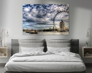 London Eye van Michiel ter Elst