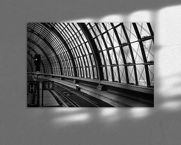 Trainstation von Margo Smit