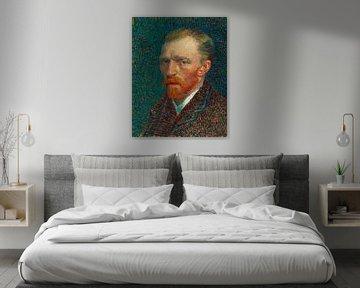 Vincent van Gogh - Selbstporträt