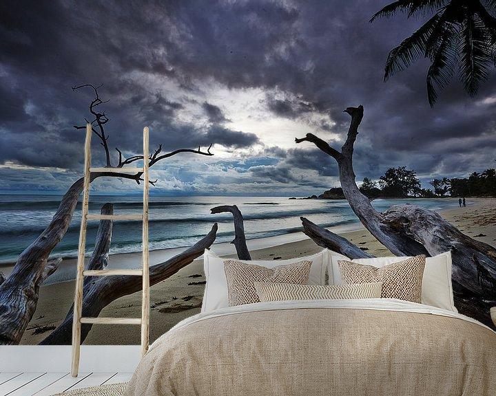 Beispiel fototapete: Seychelles von Graham Forrester