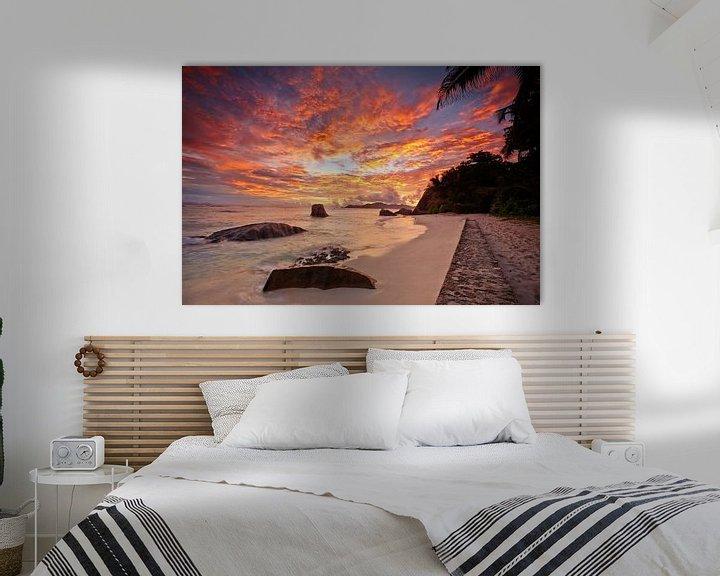 Beispiel: Seychelles von Graham Forrester