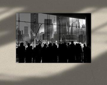 WTC NYC von Graham Forrester