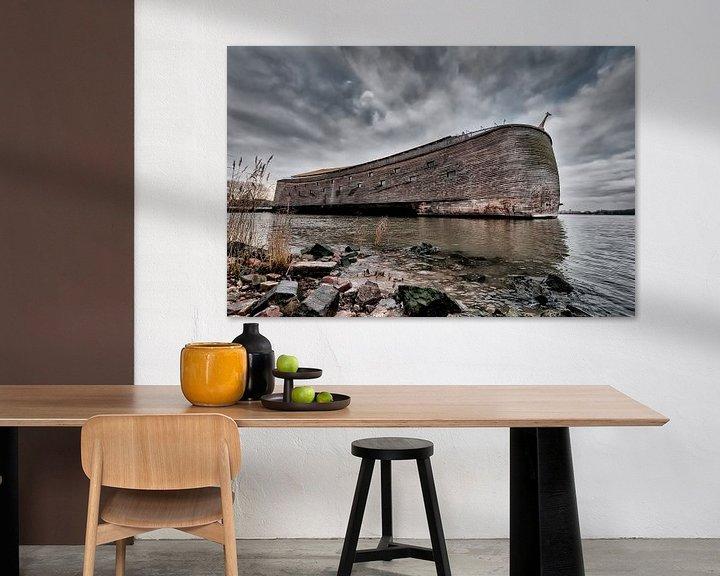 Beispiel: De ark van Noach in Dordrecht von Tammo Strijker