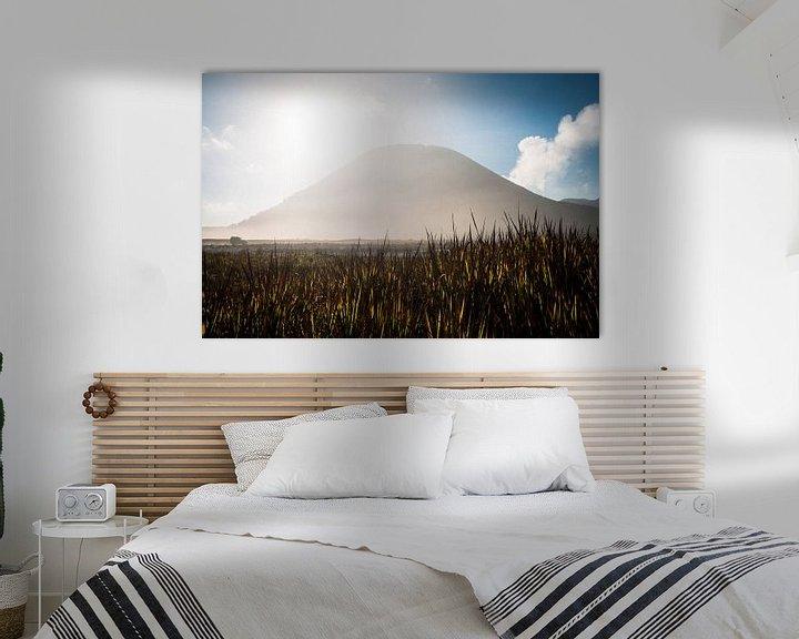 Sfeerimpressie: Mount Bromo Vulkaan - Oost-Java, Indonesië van Martijn Smeets