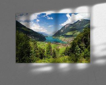 Uitzicht Zwitserland sur Dennis van de Water