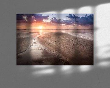 Het Strand van Katwijk van Martijn van der Nat