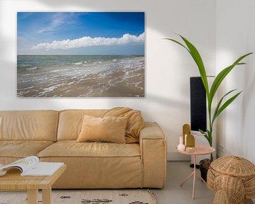 strand van Ameland van Janna-Jacoba van der Laag
