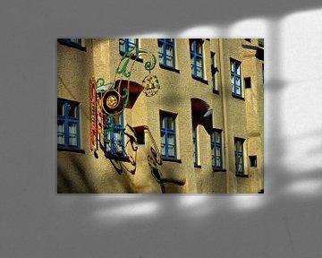 Wasserburg am Inn 07 van Ilona Picha-Höberth