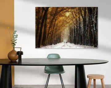 Autumn2Winter van Martin Podt