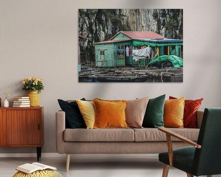 Impression: Floating Village sur Godelieve Luijk