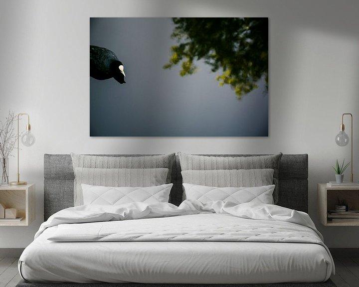 Sfeerimpressie: Meerkoet van Godelieve Luijk