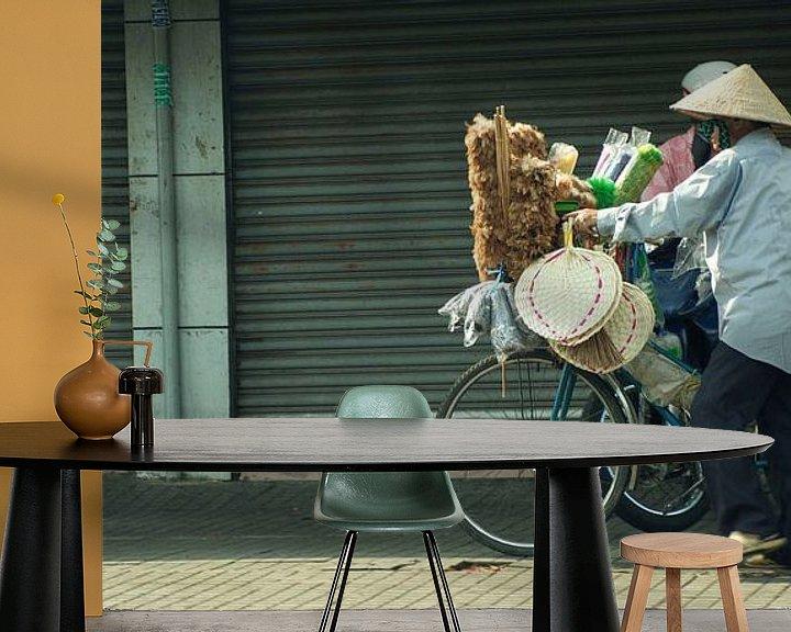 Impression: Vietnamese vendor sur Godelieve Luijk