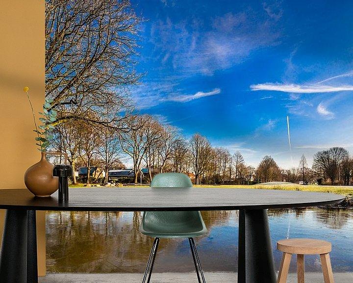 Impression: Bevroren Koningspark in Raamsdonksveer sur Thomas van der Willik