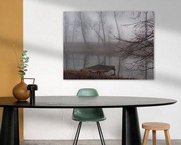 Nebel 01 van Ilona Picha-Höberth