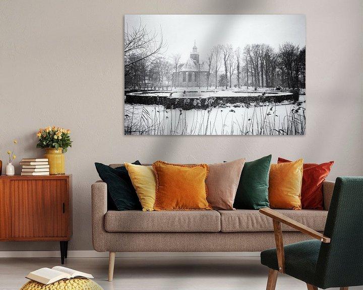 Sfeerimpressie: Slotgracht Egmond aan den Hoef van Fotografie Egmond