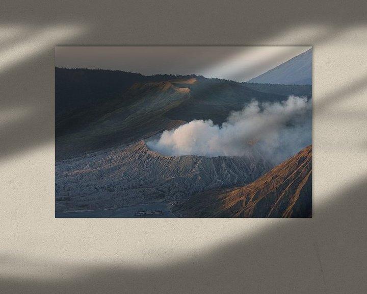 Sfeerimpressie: Bromo vulkaan - Java van Blijvanreizen.nl Webshop
