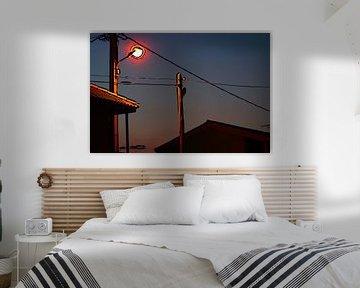 La lampe van Raymond Borghardt