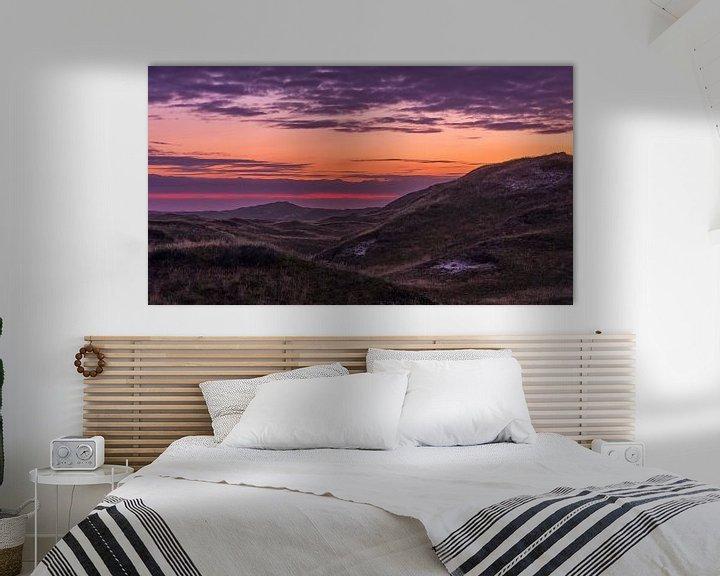 Sfeerimpressie: Texel sunrise van Patrick Mortko