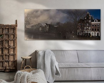 Oud en Nieuw Amsterdam , Brouwersgracht / Herengracht