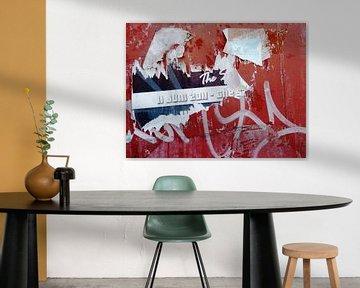 Urban Abstract 47 von MoArt (Maurice Heuts)