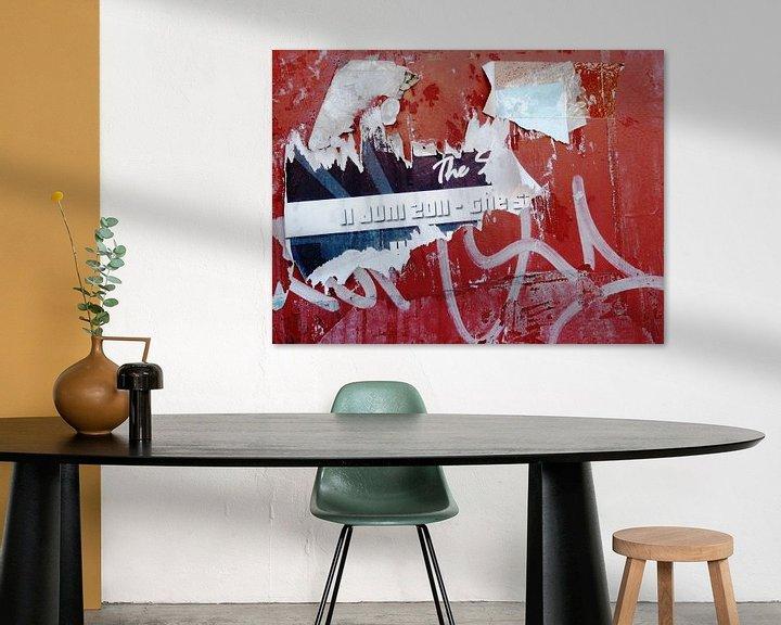 Beispiel: Urban Abstract 47 von MoArt (Maurice Heuts)
