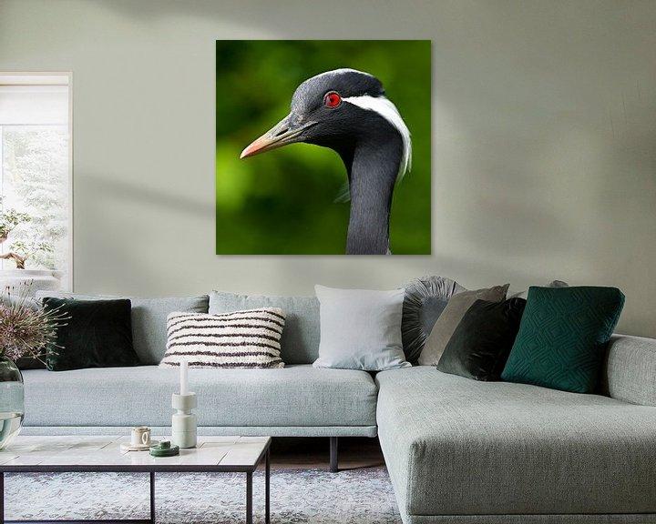 Sfeerimpressie: Vogel van Sandra Kuijpers