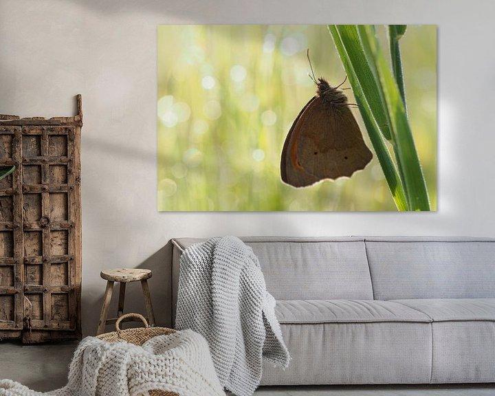 Beispiel: Vlinder von Astrid Brouwers
